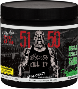 Rich Piana 5150 Pre Workout Review