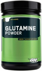 Glutamine Powder, by Optimum Nutrition, 300 Grams For $19.95 Shipped