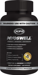 Myoswell, Creatine by XPI 180 Caps For  $39.95