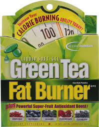 Applied Nutrition Green Tea Fat Burner, 30 Liquid Softgels For $4.99