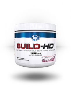 BPI - Build-HD Creatine 30 Servings For $27.95 Free Shipping