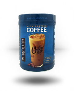 Chike Nutrition: High Protein Coffee 1.11 lb For $32.95 Free Shipping