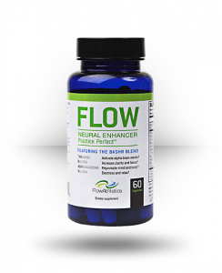 Flow Neural Enhancer, Pre Workout 60 Capsules For $39 Free Shipping