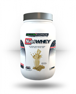 NutriWHEY 23 Servings For $29.99 Free Shipping