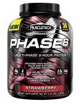 4.5LB MuscleTech Phase 8 Protein- <span> $34.60 Shipped</span> w/Coupon