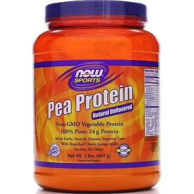 Now - Pea Protein (2 lb) $16.39 Free Shipping