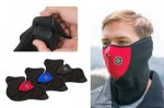 [3-Pack] Runners Neoprene & Fleece Winter Face Masks $7.97