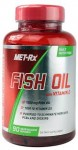 $4.5 MET-Rx Fish Oil when you buy 2 For $9