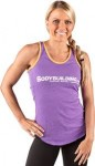 Women's Core Simple Classic Eco Ringer Tank $20