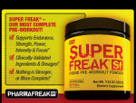 $20 Super Freak Pre workout when you buy 2 For $40