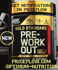 Optimum Nutrion Gold Standard Pre-Workout <span>$15.99</span>