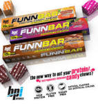 12 BPI FUNNBAR $17 ($1.40 per one) W/Coupon
