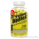 Half Price! Buy Yellow Bullet & Get EPH 100 Fat Burners FREE For $40