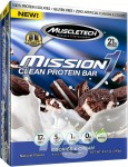 Mission1 Clean Protein Bars - <span> $9.99</span>