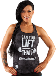 FDN Exclusive - Bodybuilding 'CAN YOU LIFT THAT TANK'  $13.5 W/Coupon