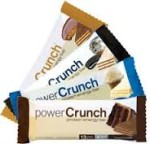 'Power Crunch' Protein bars - <span>$13.5/Box Shipped</span> (3 boxes for $41 Shipped!)