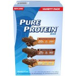 12/pk Pure Protein Bars - <span> $10 Shipped</span>