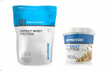 11LB Whey Protein + 2.2LB PB - $56 w/ EXCLUSIVE MYPROTEIN Coupon