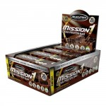 Mission1 Clean Protein Bar (Box of 12) - $15ea + Free Shipping w/ iHerb Coupon
