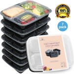 7/pk Evolutionize Meal Prep Containers Set -  <span> $10.99 Shipped</span>