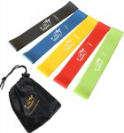 5/pk Fit Simplify Resistance Band - <span> $10.95 Shipped</span>