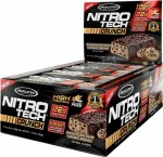 12/pk NITRO-TECH Crunch Bar- <span> $12.5</span>