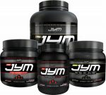 JYM Supplements <span>25% OFF + Free Shipping</span>