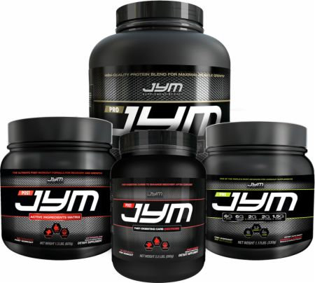 JYM Supplements <span>Biggest Discount of 2018</span> + Free Shipping
