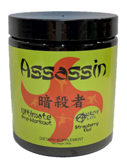 Anarchy Labs Assassin Preworkout
