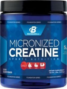 bodybuilding com foundation series micronized creatine