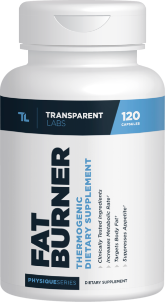 Transparent Labs Fat Burner Image