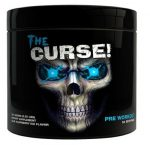 'The Curse' Pre Workout -  <span> $20.99 + Free Shipping </span>