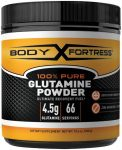 Body Fortress 100% Pure Glutamine Powder - <span> $10 Shipped</span>