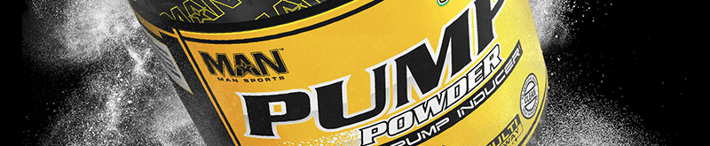 MAN Sports Pump Powder Review