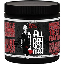 Rich Piana: All Day You May