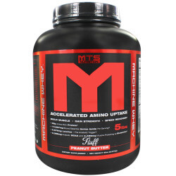MTS Machine Whey (Peanut Butter Fluff)