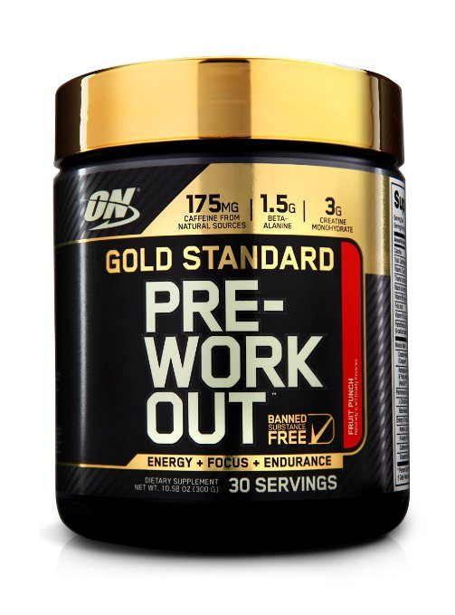 Optimum Nutrition Gold Standard Pre – <span> $15.5 Shipped</span>