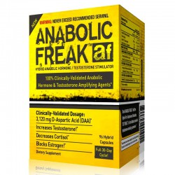 Anabolic Freak by PharmaFreak