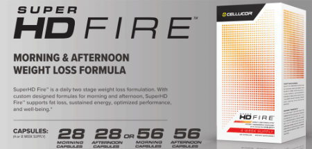 Cellucor Super HD Fire - Fat Burner Review