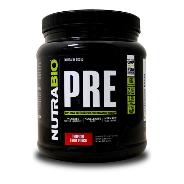 NUTRABIO22 - <span>20% OFF w/Coupon </span> Full Product Line