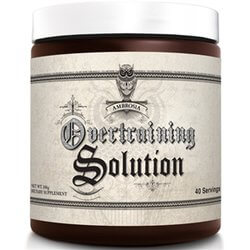 Ambrosia Overtraining Solution