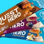 10/PK Quest Hero Protein Bar - <SPAN>$12.99 Shipped</SPAN>