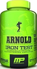 Muscle Pharm : Arnold Schwarzenegger Series Iron Test