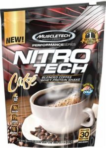 MuscleTech : Nitro-Tech Cafe