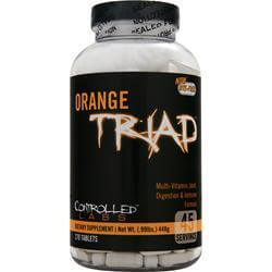 Orange Triad by Controlled Labs