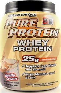 Pure Protein : Whey Protein