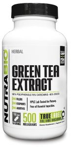 NutraBio : Green Tea Extract