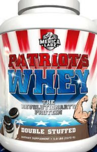Merica Labz : Patriot's Whey