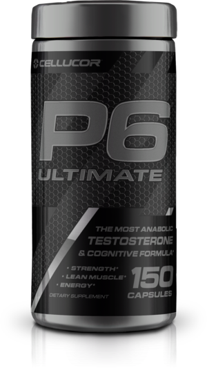 Cellucor p6 Ultimate Image