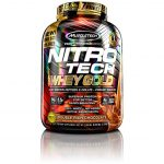 2.2LB NitroTech Whey Gold, 100% Pure - <span> $12 Shipped</span>